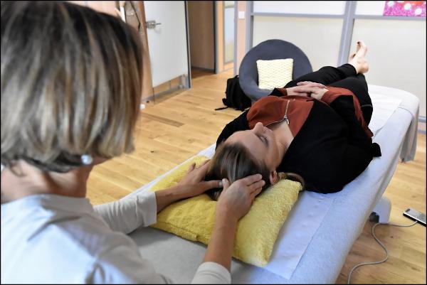 Réflexologie tête et pied - Réflexologue Isère Meylan